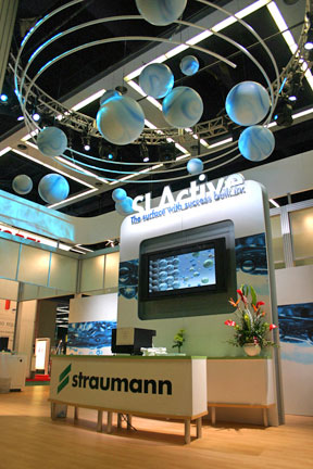 STRAUMANN GROUP TRADE SHOW