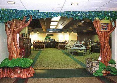 NILES PUBLIC LIBRARY, Niles, IL