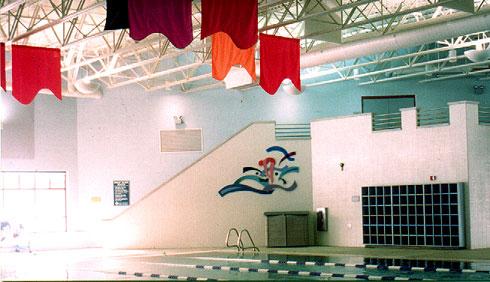 SCHAUMBURG PARK DISTRICT • Waterworks Facility; Schaumburg, IL