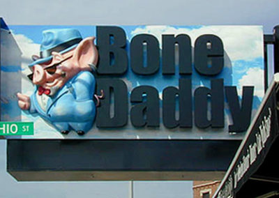 BONE DADDY RESTAURANT; Chicago
