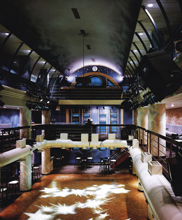 EXCALIBUR NIGHTCLUB; Chicago, IL
