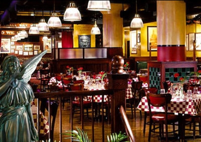GIORDANO'S RESTAURANTS; Chicagoland