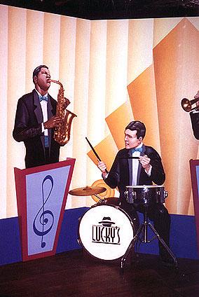 LUCKY'S BAR & DANCE CLUB; Davenport, IA
