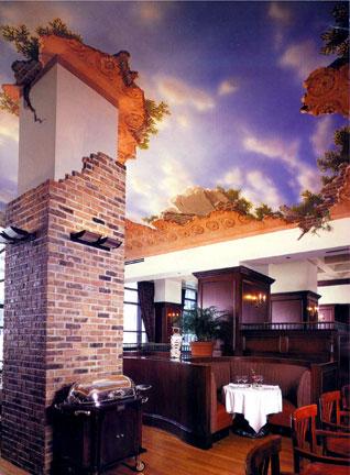 OMNI HOTEL • CIELO RESTAURANT; Chicago, IL
