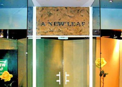 NEW LEAF STORE; Chicago, IL
