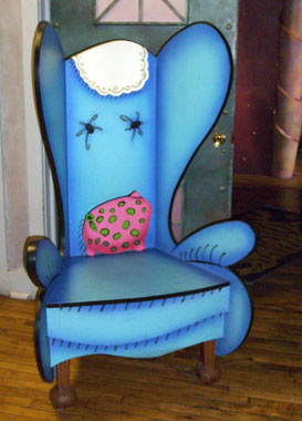 TOON CHAIR