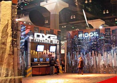 EIDOS VIDEO; E3 Convention, Los Angeles