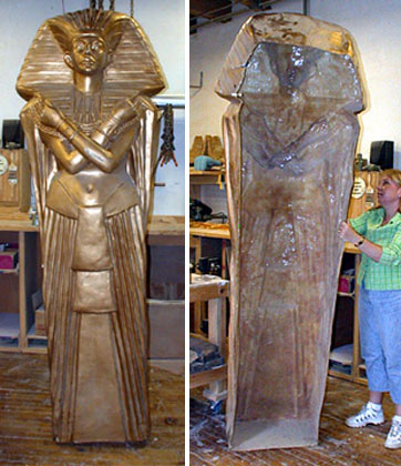 SARCOPHAGUS Full-Size Prop