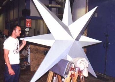 8-POINT 3D STAR