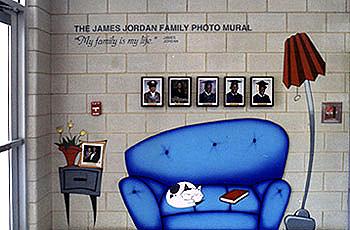JAMES JORDAN CENTER • Boys' and Girls' Club; Chicago, IL