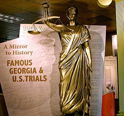GEORGIA BAR ASSOCIATION MUSEUM; Atlanta, GA