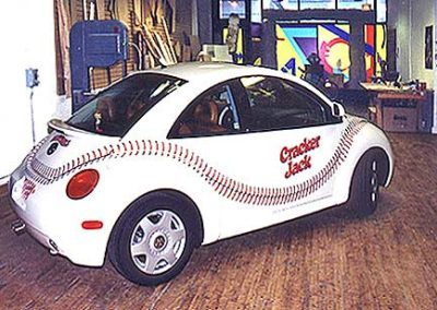 CRACKER JACK THEMED CARS, Frito-Lay