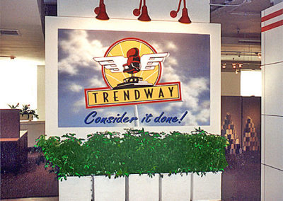 TRENDWAY SHOWROOM • Merchandise Mart; Chicago